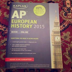 Kaplan AP European History 2015